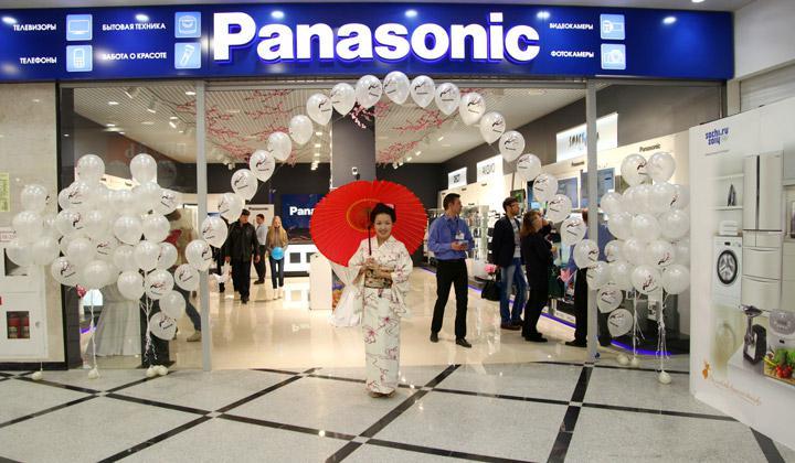 984a6068d1d7 Одним из таковых стало открытие магазина бытовой техники и электроники  Panasonic. Примечателен магазин тем, что это первый монобрендовый центр  Panasonic на ...