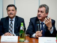 Сирийская делегация во главе с Министром высшего образования Сирийской Арабской Республики Малеком Мохаммадом Али прибыла в Россию, чтобы продолжить переговоры о сотрудничестве Сирии и России в области образования.